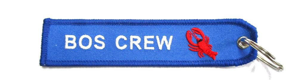 Crew Base Tag -BOS