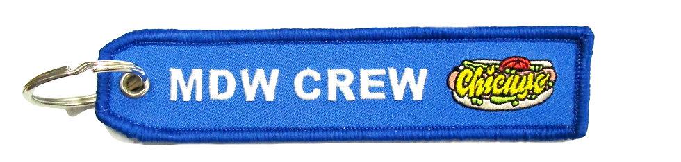 Crew Base Tag - MDW #2