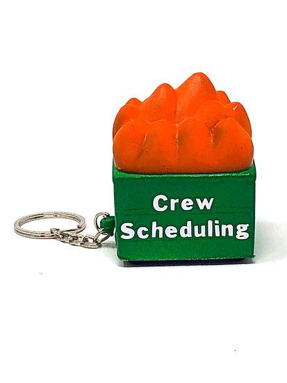 Dumpster Fire - Crew Scheduling