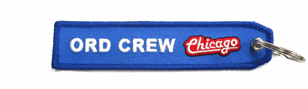 Crew Base Tag - ORD