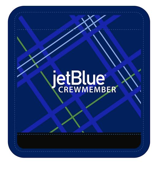 jetBlue Soft Neoprene Handle Wrap