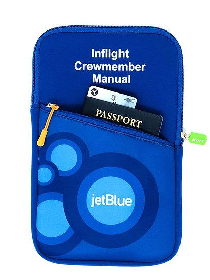 jetBlue Inflight Crewmember iPad Sleeve
