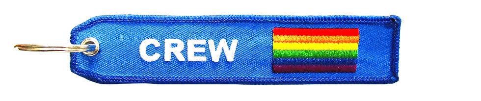 Pride Crew Tag