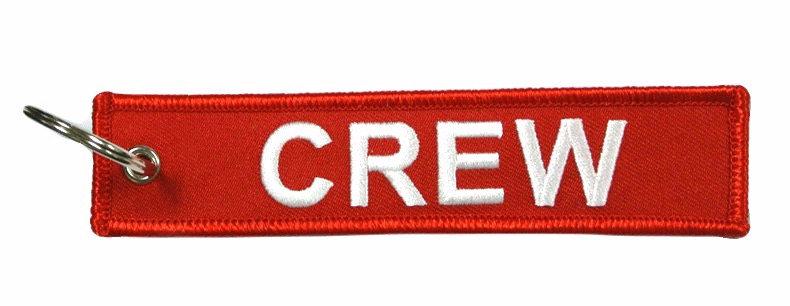 Universal Crew Bag Tags