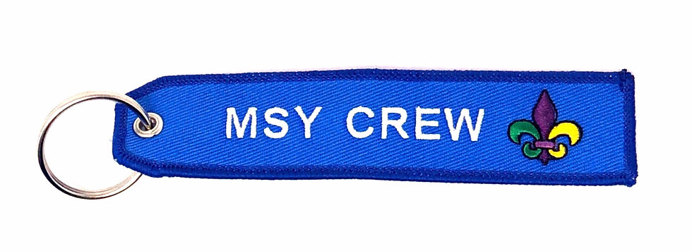 Crew Base Tag - MSY
