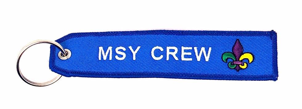 Crew Base Tag - MSY