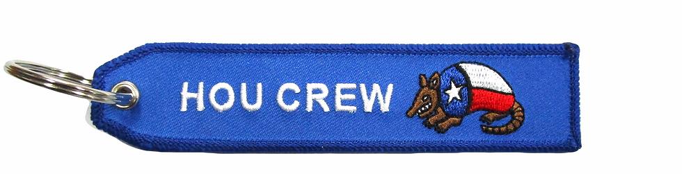 Crew Base Tag - HOU