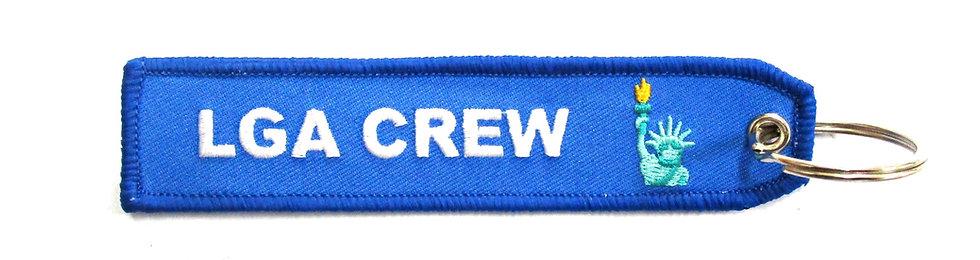 Crew Base Tag - LGA