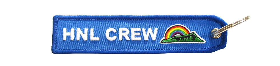 Crew Base Tag - HNL
