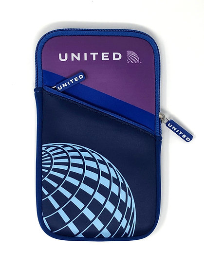United Airlines Tablet Sleeve