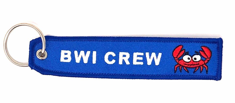 Crew Base Tag - BWI