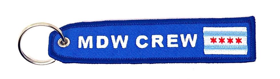 Crew Base Tag - MDW #1