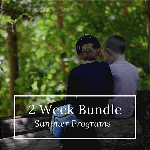 2 Week Bundle - Purchase Before March 31