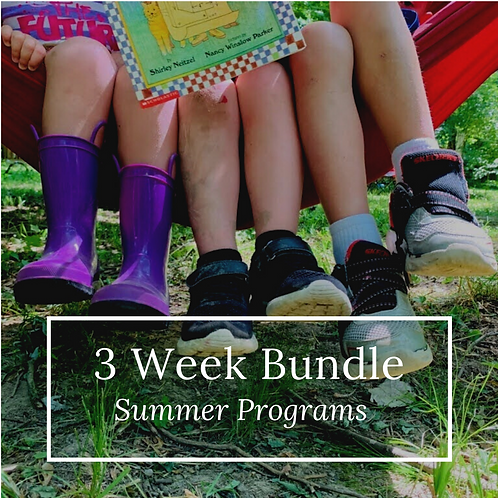3 Week Bundle - Purchase Before March 31
