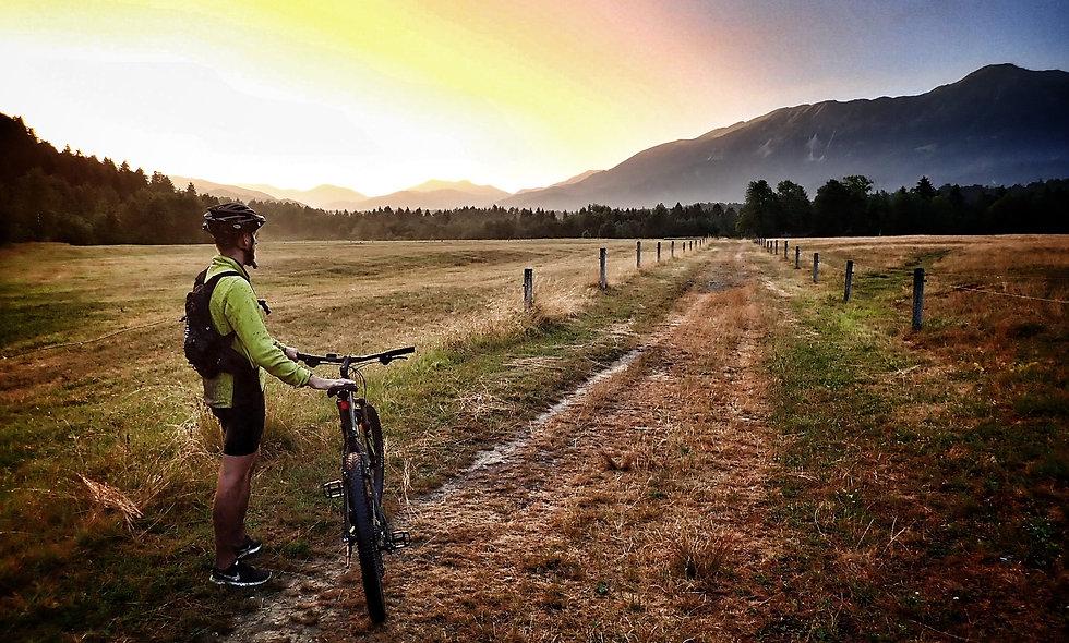 Mountainbike gemiddeld
