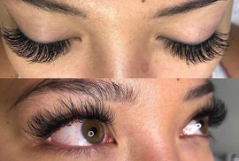 Volume Lashes by Maggie!
