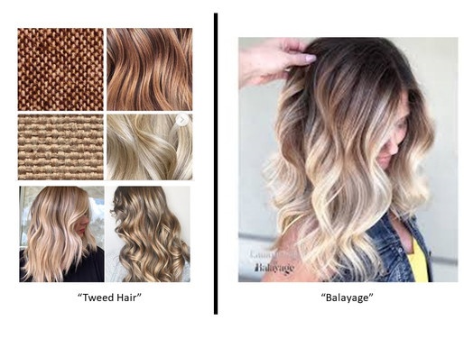 """Tweed Hair"" is trending as the HOTTEST Color of Fall 2019!"