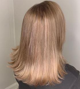 Rose Blonde by Crystal!