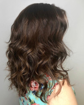 Beach Wave Blow-Out by Maggie!