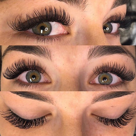 Glamourous Volume Lashes by Maggie!