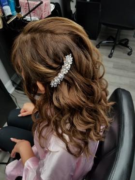 Beautiful Bridal Look by Kayleigh