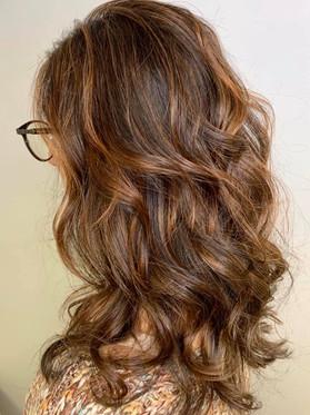 Dina Carol, Tweed Hair By Rita!