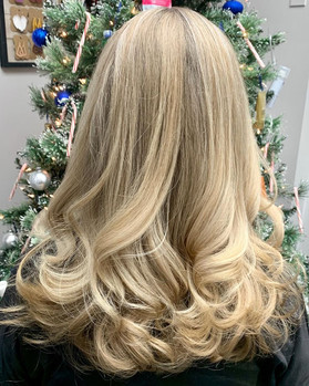 Express foils by Kayleigh, Style by Crystal!