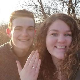 Kayleigh & Hunter's Engagement!