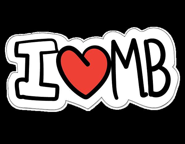 MB BURGER _ BRANDING _ STICKER