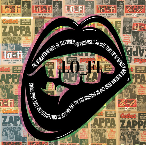 LO-FI  ZAPPA POSTER | LIMITED EDITION 1 \ 200  COMING SOON