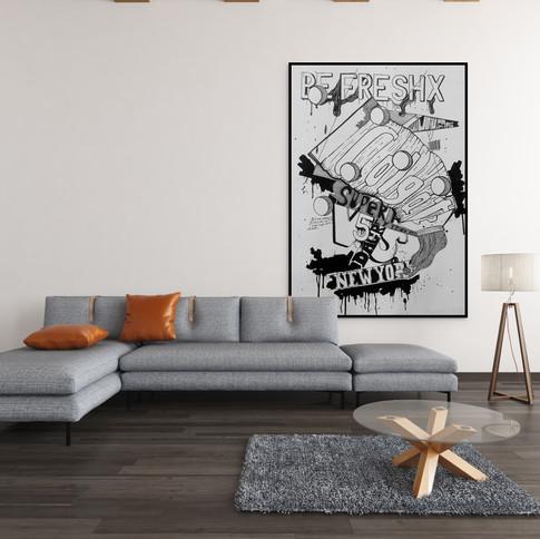 COLGATE VS NEW YORK CITY | ORIGINAL PIECE