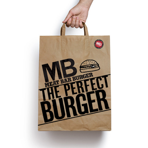 MB BURGER DESIGNER PACKING