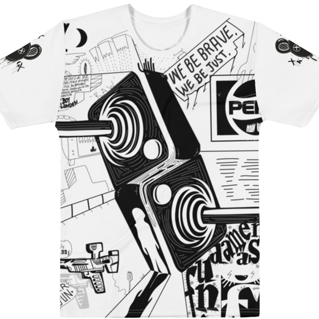 INFLUNCERS T-SHIRT | THE FUNK OF COOL