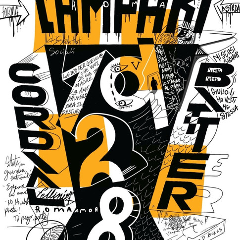 CAMPARI   SUPER FINE - YES INDEED