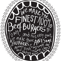 MB BURGER | STYLE YOUR BUSINESS | MERCHANDISING