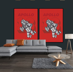 APOLLO13 | THE TESTEMNET | LIMITED EDITION POSTER
