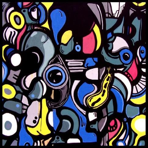 POINT WELL TAKEN | ORIGINAL ART | SOLD