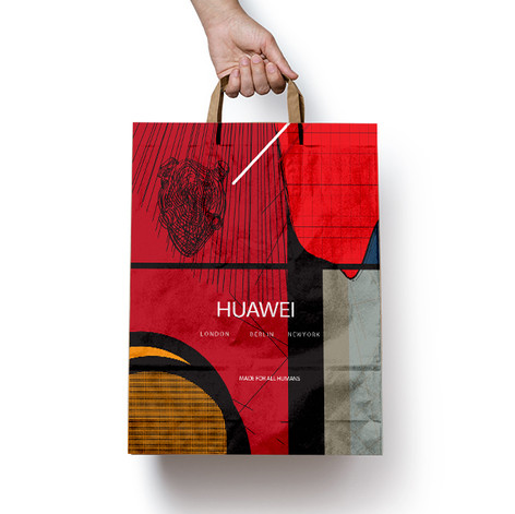 HUAWEI | CONCEPT PACKING