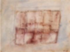 Composition Blanch,1957,油彩,ミクストメディア,紙,キャンバス,38 x 55 cm,Galerie Jeanne Castel, Fuji Television Gallery,FAUTRIER, Jean,ジャン・フォートリエ,ジャンフォートリエ,Fautrier Jean,Jean Fautrier,Ausstellung Surrealistat- Bildrealistat,Stadtische Kunsthalle Dusseldorf,Tokyo,玉田,tamada