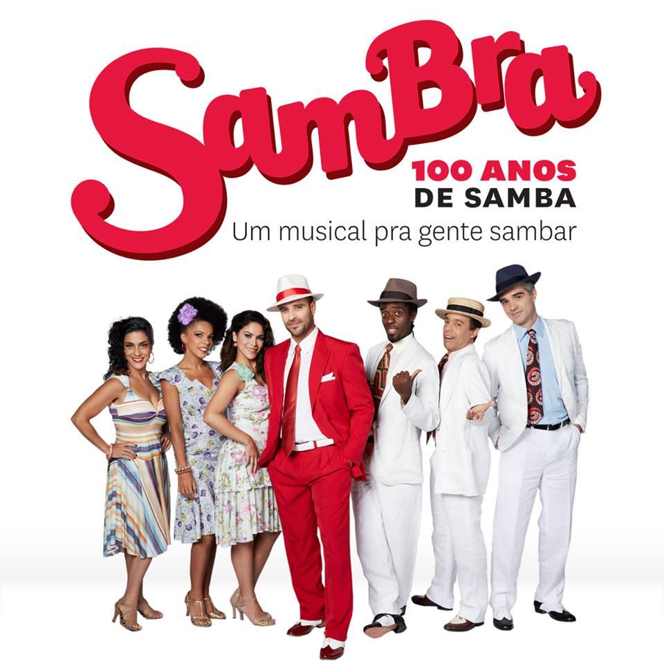 SAMBRA - 100 anos de Samba