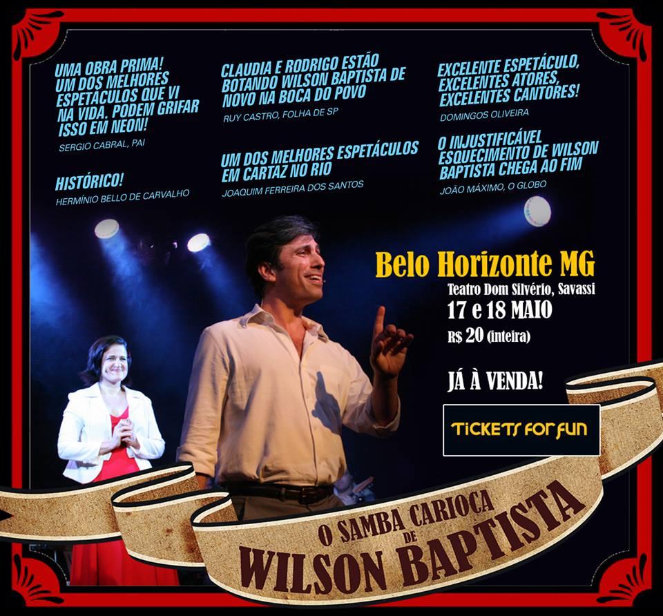 O SAMBA CARIOCA DE WILSON BAPTISTA