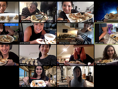Why Your Team Needs a Virtual Team Building Cooking Class!