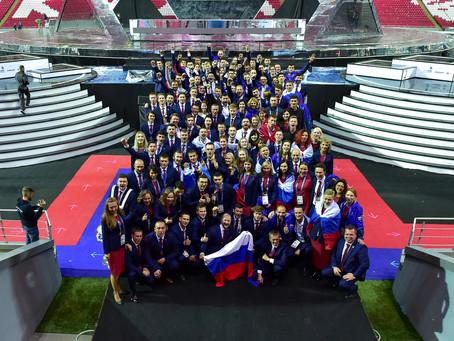 Национальная сборная Ворлдскиллс Россия как агрегатор лучших международных практик