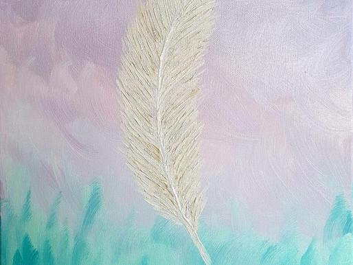 Jemnost křídel andělských