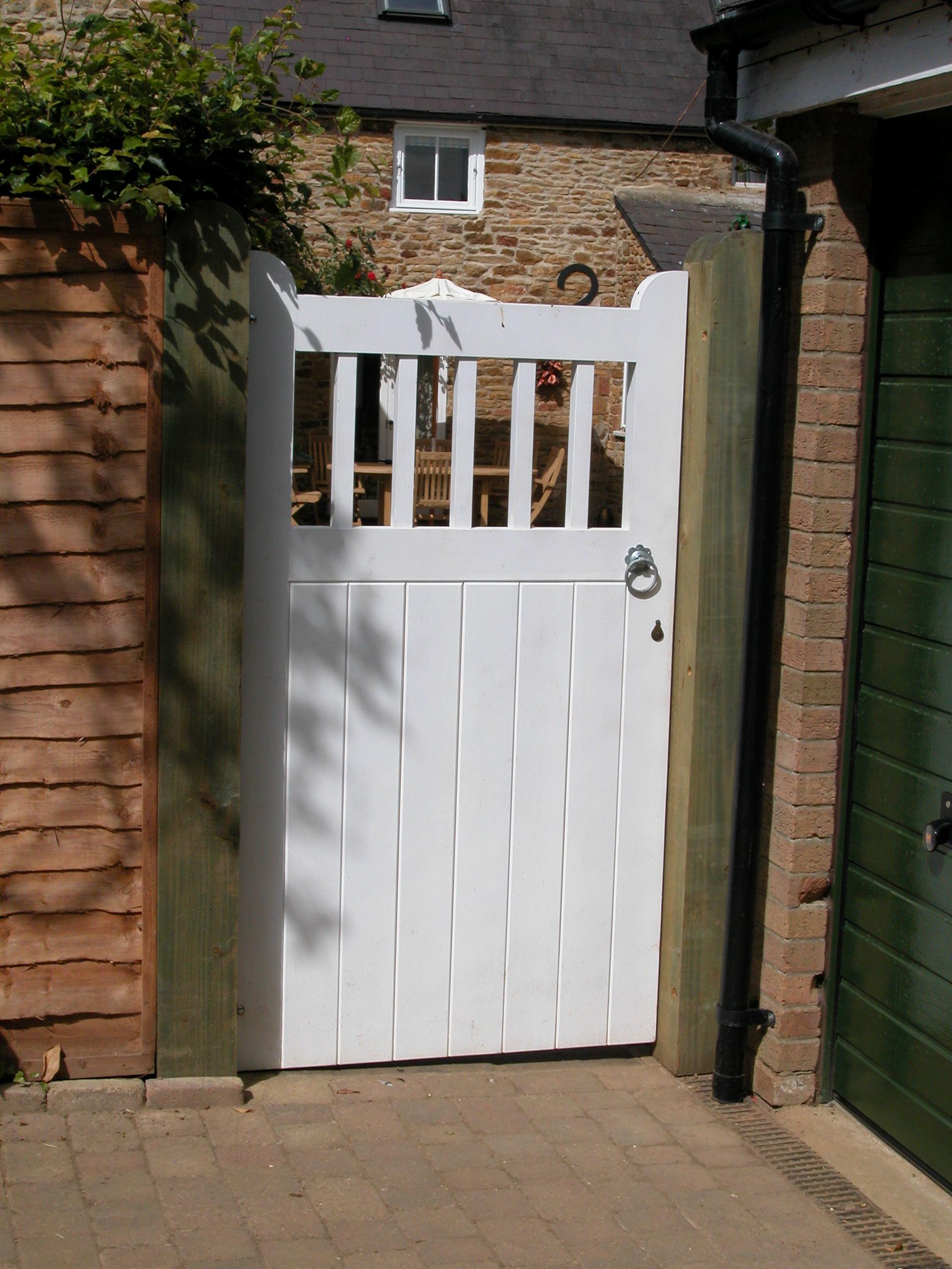 Exterior Gate