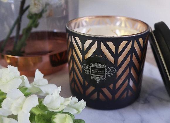 Herringbone Candle
