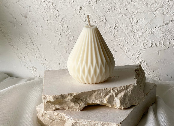 """""""PEAR"""" candle"""