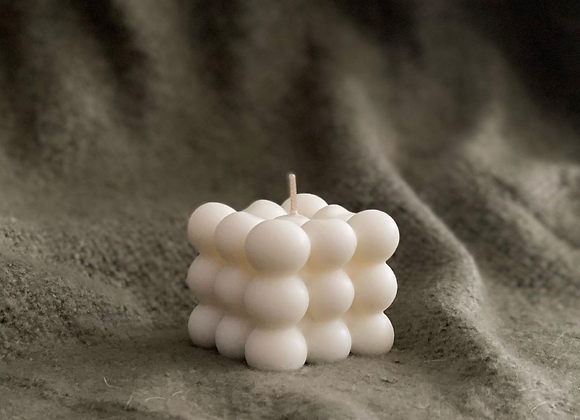"""""""BUBBLE"""" Candle"""
