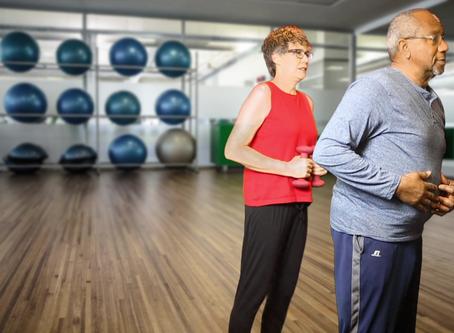 Bone Health Exercise: Table Top Lift