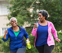 Exercise: How it can help during and after cancer treatment